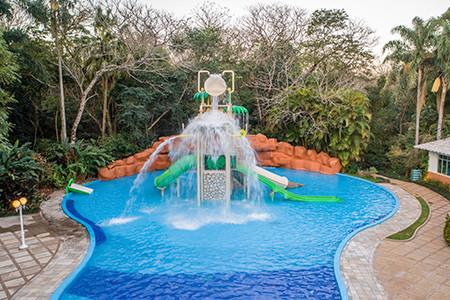 Piscina Splash - Área Kids