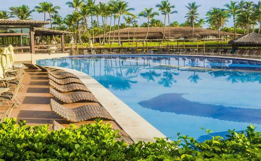 Piscina Principal do Resort