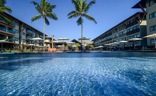 Piscina Principal do Samoa Beach Resort