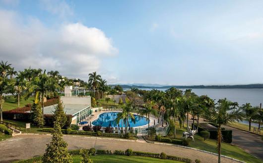Vista Aérea ClubMed Lake Paradise