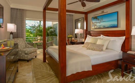 Apartamento duplo Caribbean Premium