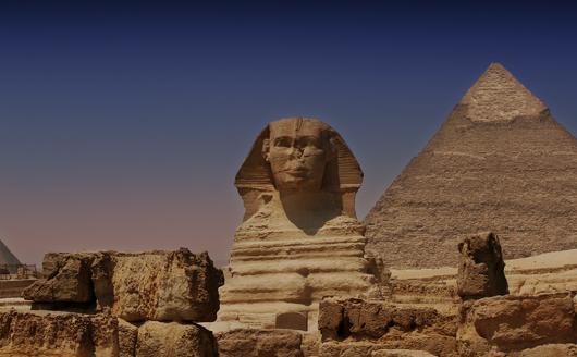 As Belezas do Egito