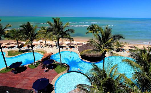 Vista Aérea Arraial D'Ajuda Eco Resort