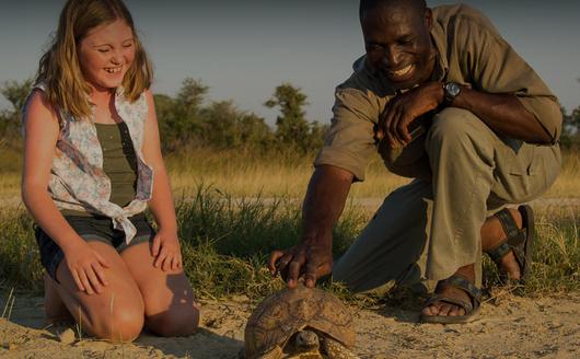 África do Sul & Botsuana para Famílias