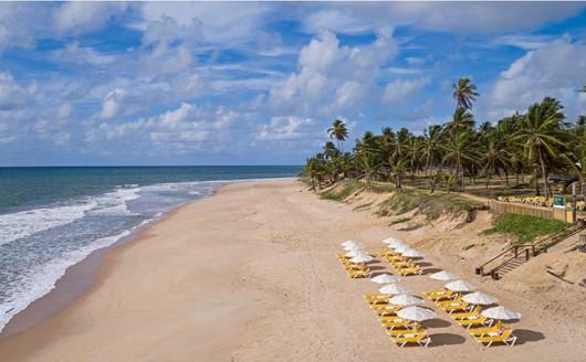 Praia do Iberostar Bahia Resort