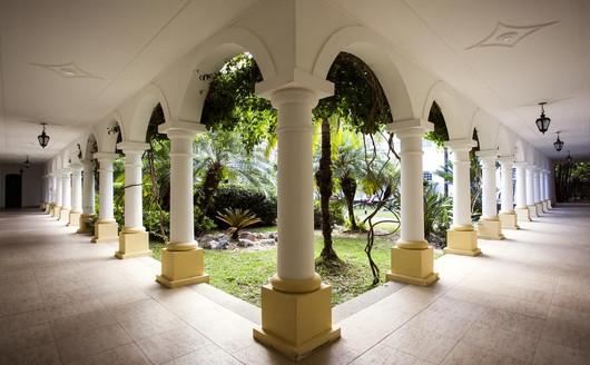 Área do Vila Angatu Eco Resort