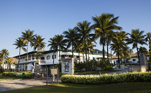 Fachada Casa Grande Hotel Resort