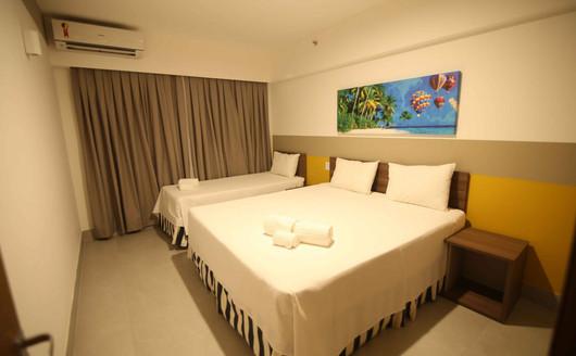 Apartamento Suite Luxo I