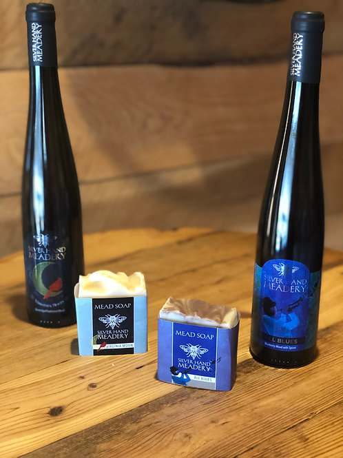 Silver Hand Meadery Soap