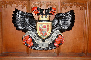 34  Coat of Arms of Perth & Kinross Dist