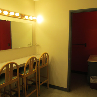 Hair & Make-up Room with private Bath