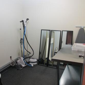 Wardrobe Room / Office / Edit Bay