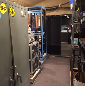 Machine/Tape Room