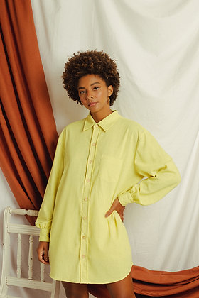 Camisa Oversize Abacate