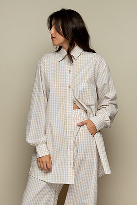 Camisa Oversize 50's