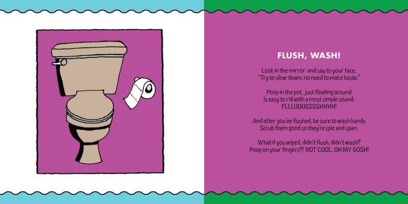 Flush Wash Sample
