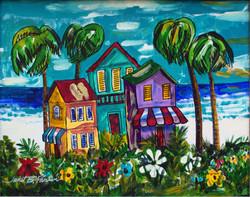 Colorful Casas