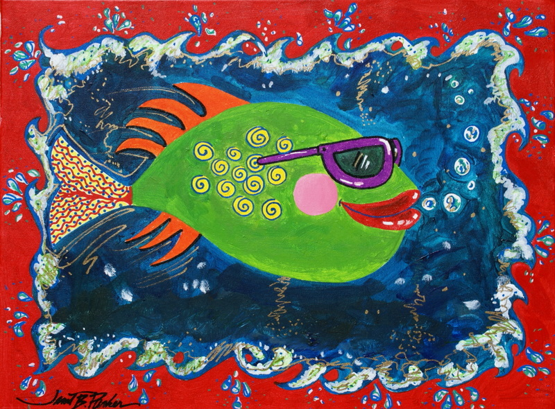 Cool Mama Fish