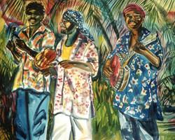 Reggae Mon!