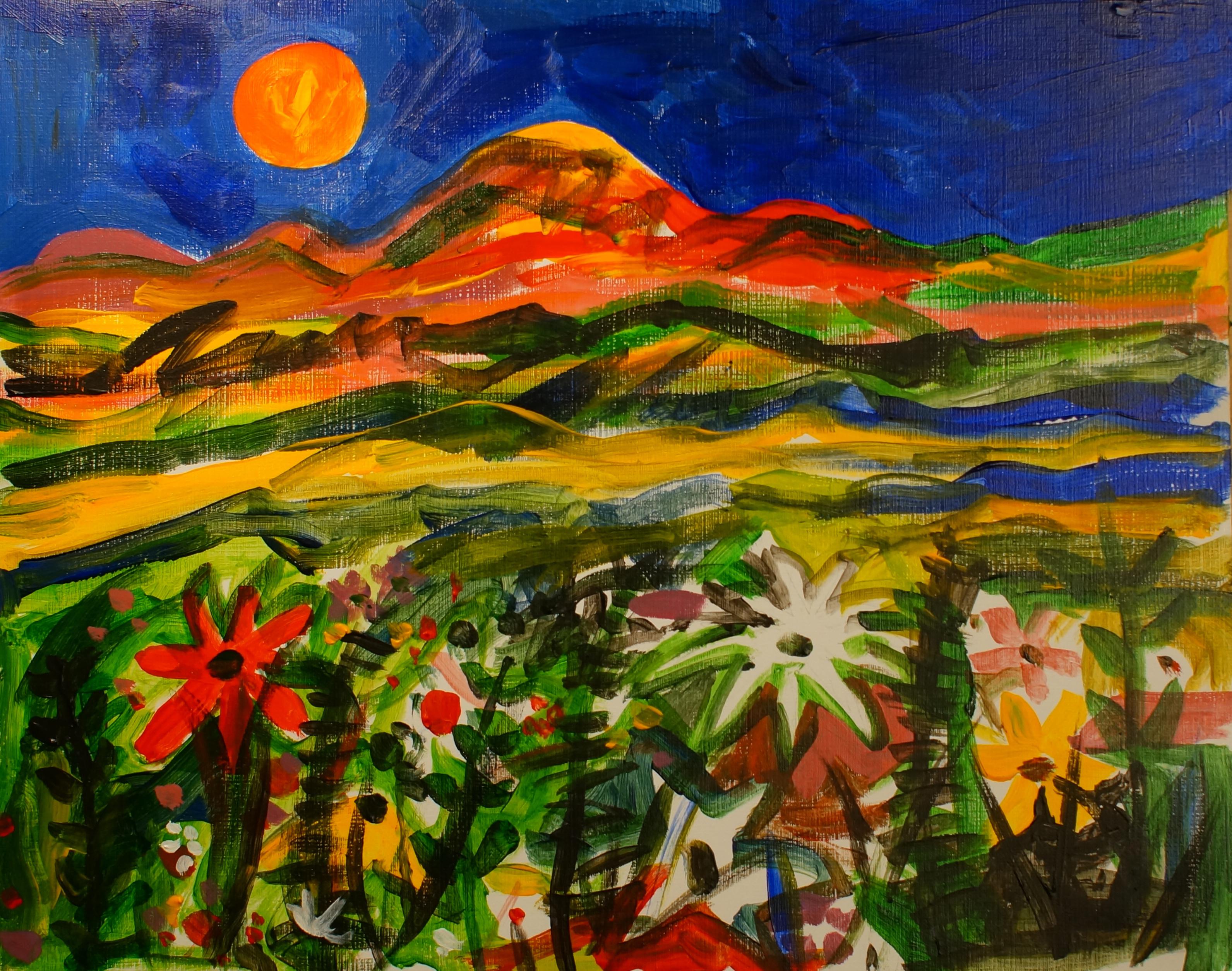Robin's Mountain
