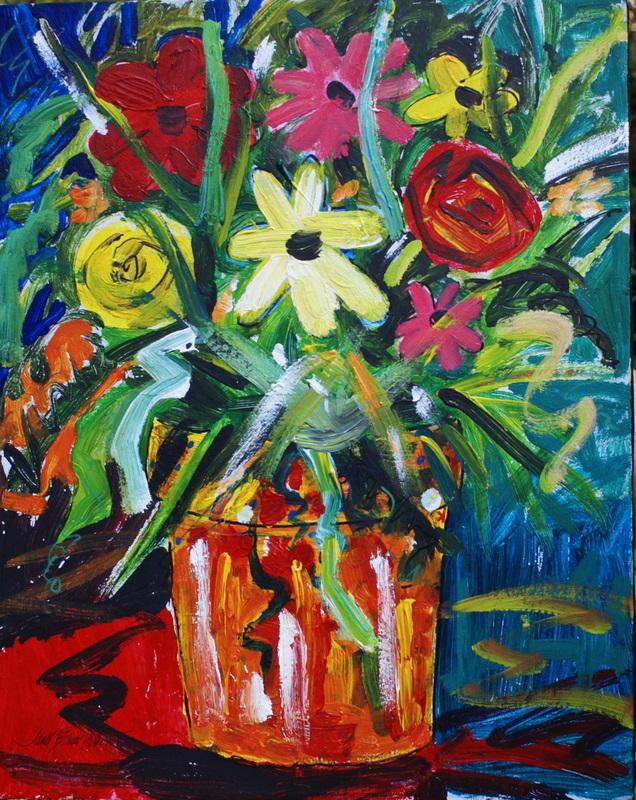 Crazy Bouquet