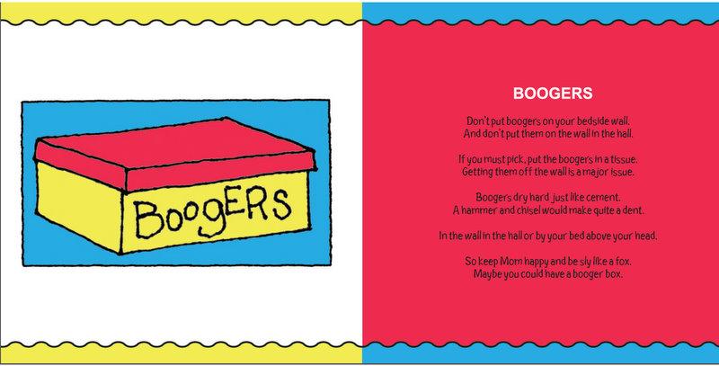 Boogers sample