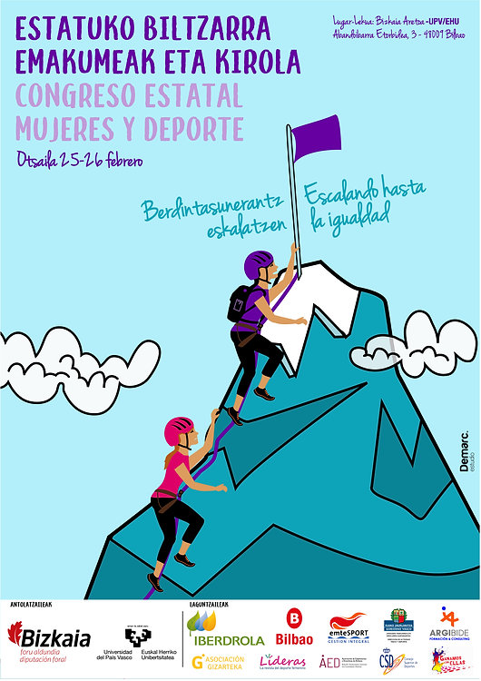 Cartel II Congreso Mujeres y Deporte Ok.
