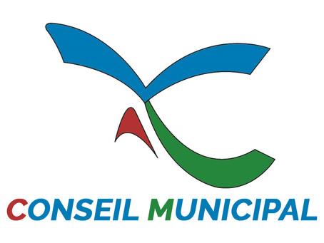 Réunion du conseil municipal 12 Avril 2021 Ordre du jour