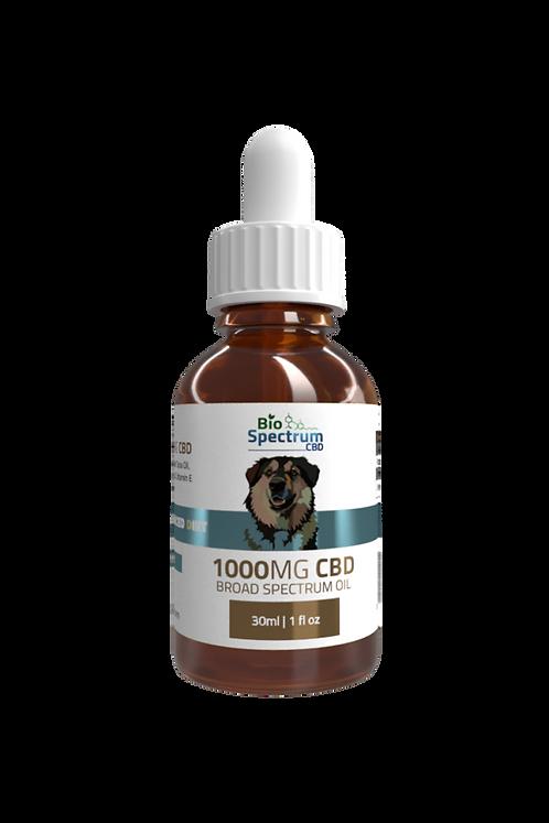 1,000mg Canine CBD Oil - Wholesale