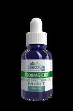 1,500mg CBD Oil- Mint