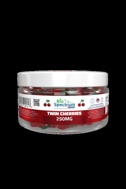 Twin Cherries 250mg