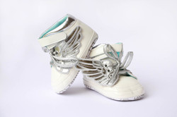 white wings baby shoes