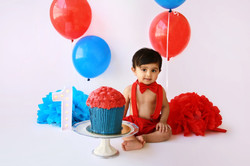 Red and Blue Theme