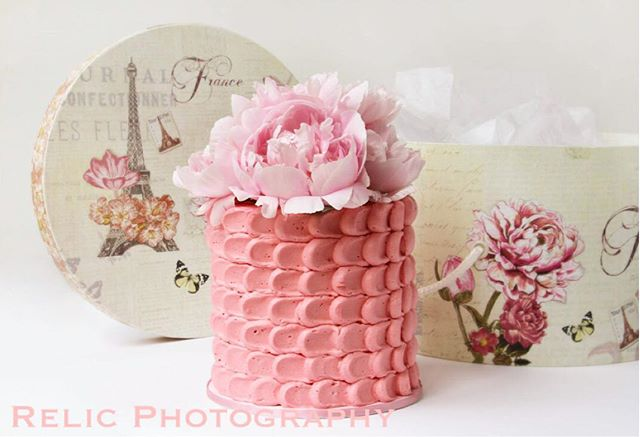 Cake Styling Photography