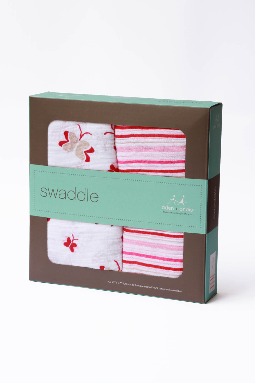 swaddle bright pink