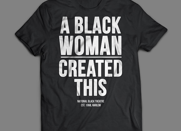 A Black Woman Created This