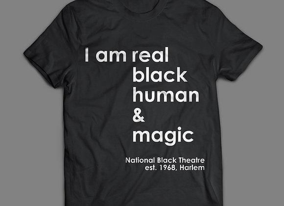 I Am Real Black Human Magic