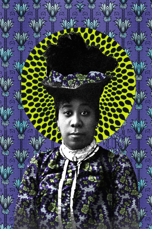 Pauline Hopkins, by Makeba Rainey
