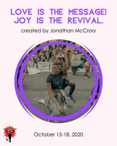 Love Is The Message! Joy Is The Revival.