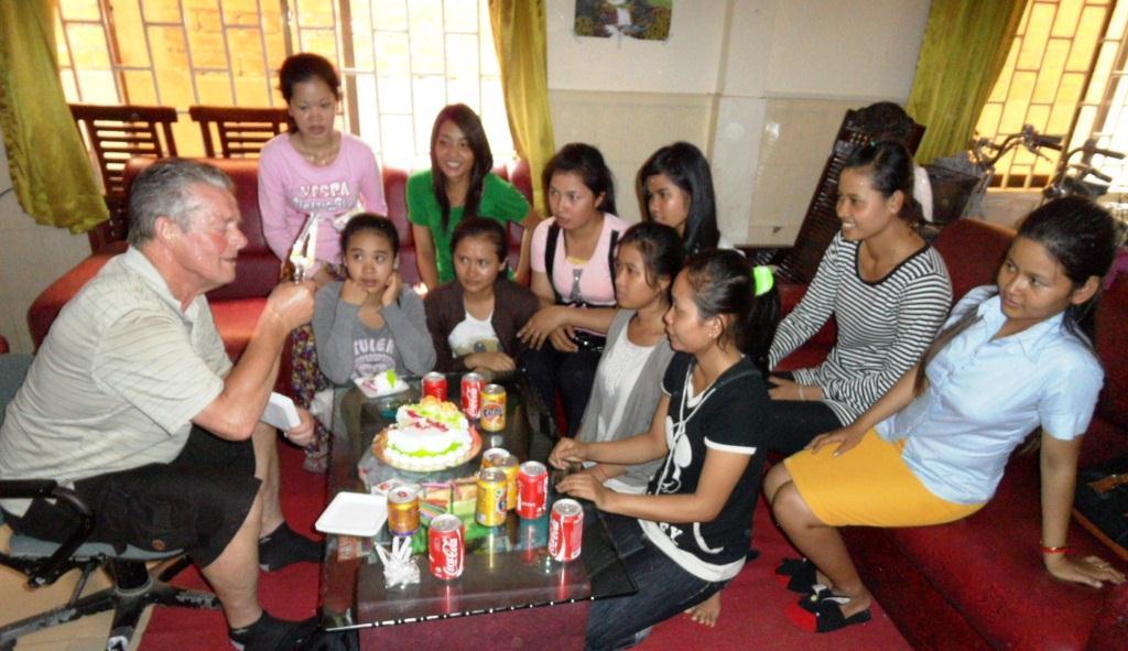 Piet's Birthday