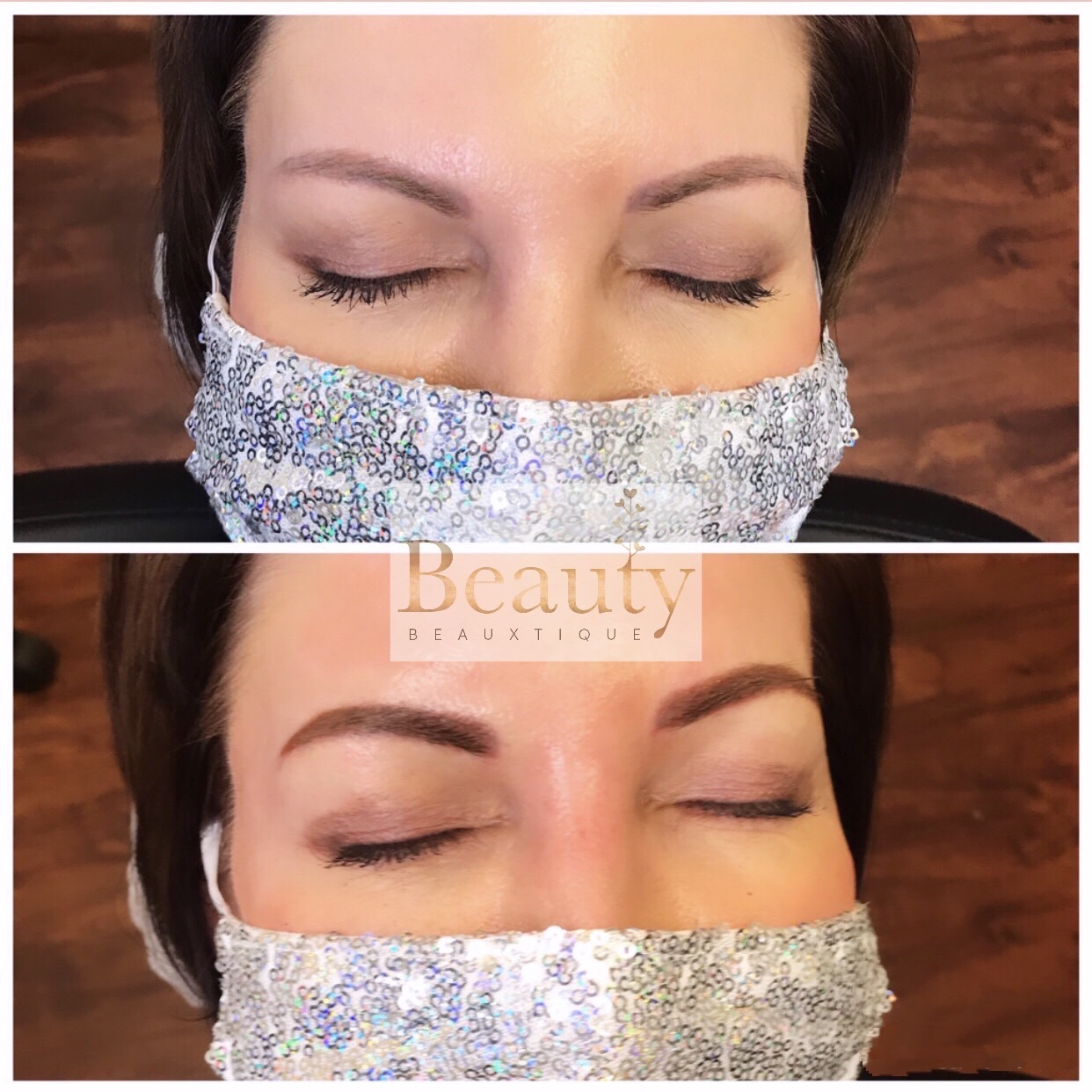 Ombre' Powdered Brows