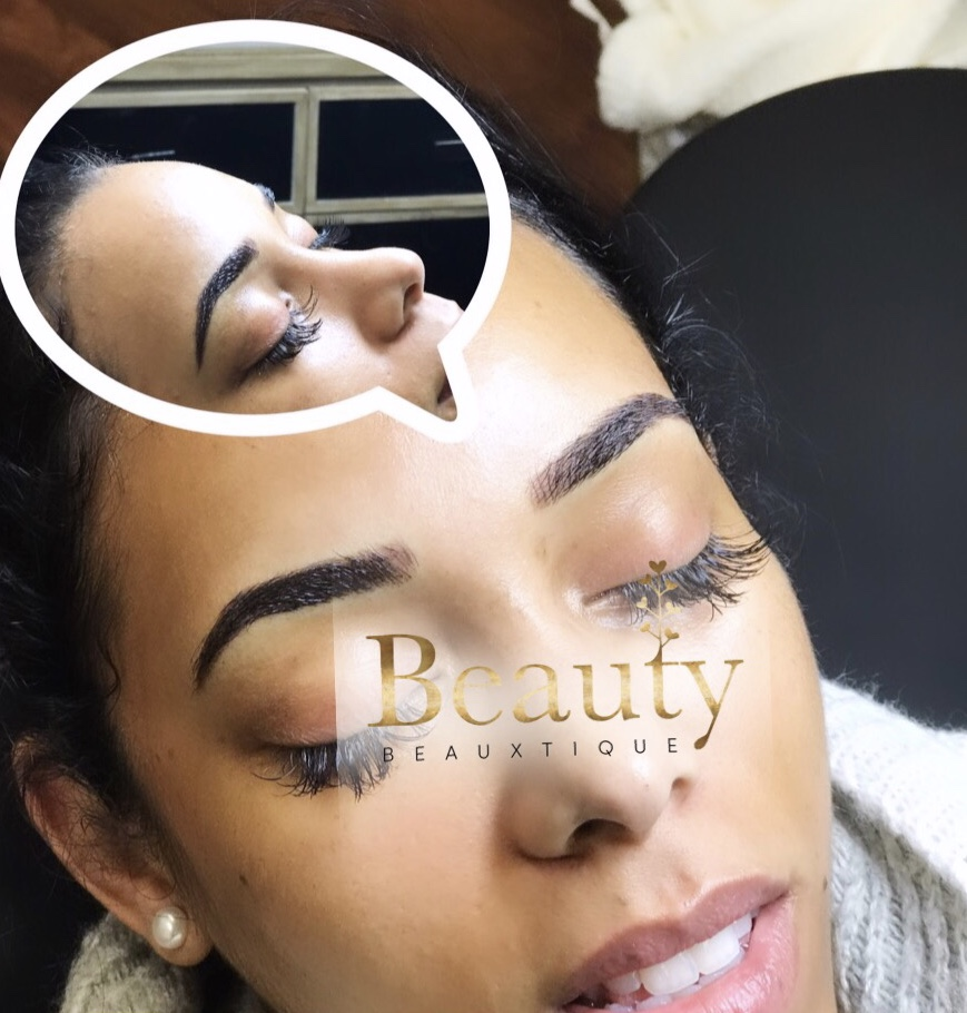 Microshaded Brows