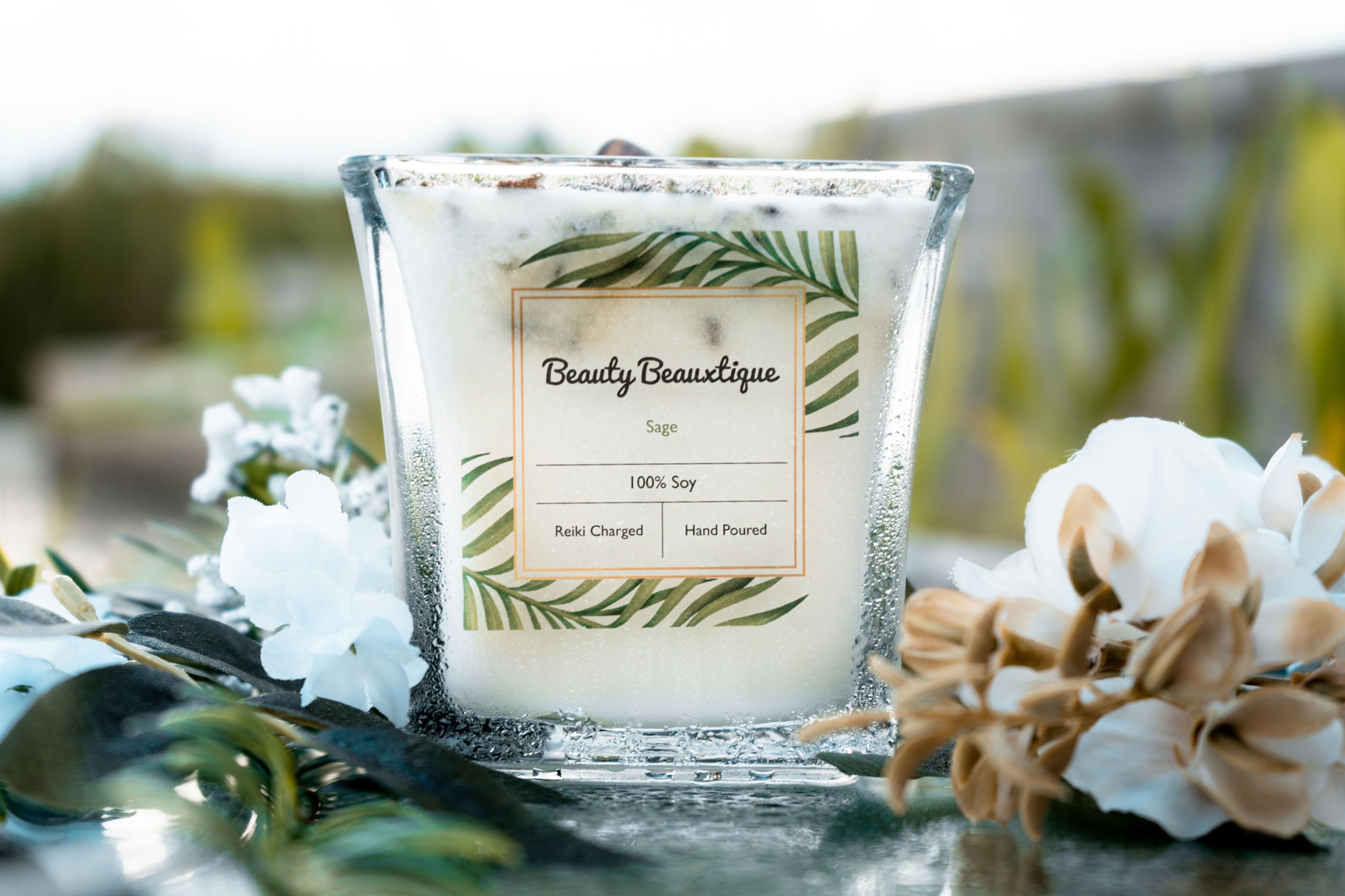 12 oz Sage Candle