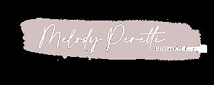 melody peretti signature finale blanche