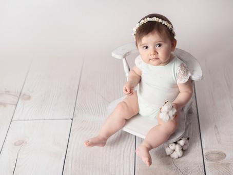Le meilleur âge pour faire des photos de votre bébé