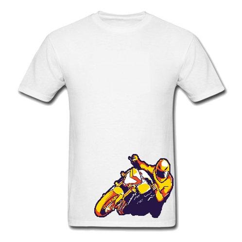 """Camiseta Modelo """"Novo"""" - Fabinho da Hornet"""
