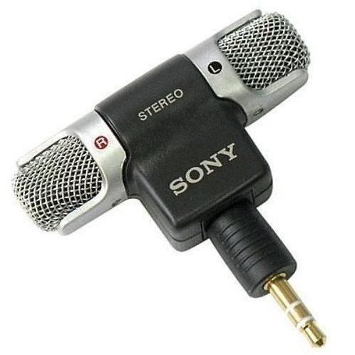 MICROFONE Mini Ecm-ds7 Stereo (O mesmo do Fabinho)