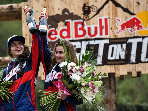 Red Bull Get on TOP 2017 - finále