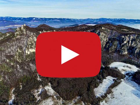 Súľovské skaly - VIDEO
