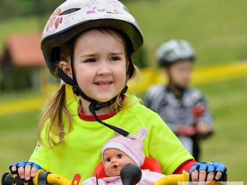 Detská Považská cykloliga